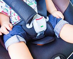 赤ちゃんを乗せるので、車を全面的にきれいにしたい