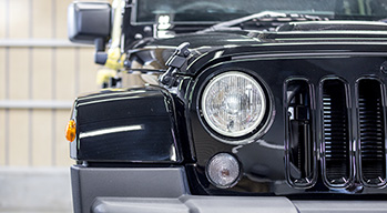 Jeep カスタム塗装